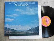 Paolo Tofani & Claudio Rocchi – Un Gusto Superiore - LP