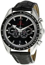 321.33.44.52.01.001   NEW OMEGA SPEEDMASTER OLYMPIC GAMES COLLECTION MENS WATCH