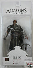 "NECA EZIO ONYX ASSASSIN Assassins Creed Brotherhood Video 7"" INCH ACTION FIGURE"