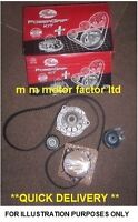 FOR FORD FIESTA + FUSION 1.4 TDCi 8v ENGINE TIMING CAM BELT KIT & WATER PUMP NEW