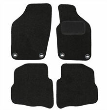VW Volkswagen Polo 2004 - 2009 Tailored Fitted Car Mats Free Coloured Edging