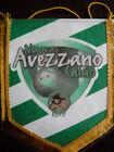 GAGLIARDETTO NUOVA AVEZZANO CALCIO - pennant wimpel fanion