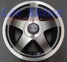 """RONAL R15 17 x 7.5"""" inch Alloy Wheels - PCD 5/120 ET35 C/BORE 72mm BMW Commodore"""