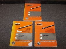 1996 Chevy Cavalier Workshop Shop Service Repair Manual Set RS LS Z24 2.2L 2.4L
