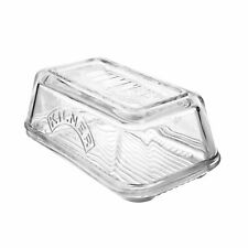 Kilner Glass Butter Dish Vintage Style Ideal for Home Made Artisan Butter **7789