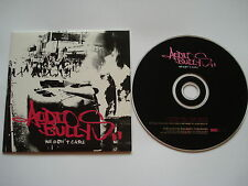 AUDIO BULLYS  __  WE DON`T CARE   __  2 Track  PROMO CD 2002  __  CARDSLEEVE