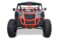 RacePace Exo Front Bumper for Can-Am Maverick X3 By Dragonfire Racing (red)