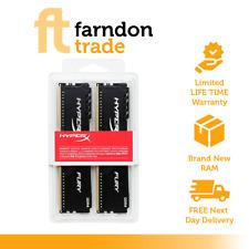 Kingston HyperX FURY 16GB DIMM RAM - DDR4, 3200MHz, CL16, LP Heatsink