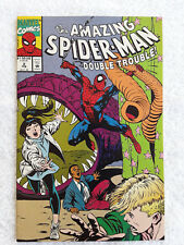 The Amazing Spider-Man: Double Trouble #2 (1992, Marvel) Fine+
