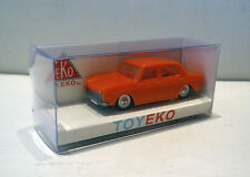 SIMCA 1000 NARANJA ORANGE 1/87 TOYEKO TOY EKO