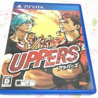 USED PS VITA PSV UPPERS PlayStation VITA 02458 Japan import