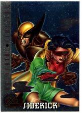 Sidekick #85 Fleer Ultra X-Men Chrome Trade Card (C291)