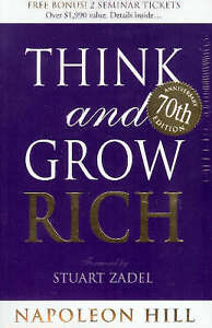 Think and Grow Rich by Napoleon Hill (Paperback, 2005)