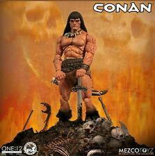 Mezco One:12 Conan the Barbarian PRE-ORDER action figure 1/12