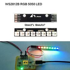 Matek 8 Bit WS2812B RGB 5050 Licht light LED 5v for AVR, Arduino,Naze32/CC3D