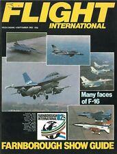 Flight International Magazine - September 4th 1982