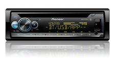 Pioneer - DEH-S5100BT- 1-DIN Car Stereo In-Dash CD MP3 USB Receiver w/ Bluetooth