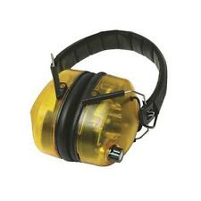 Electronic Ear Defenders SNR 30dB, DIY Safety and Workwear Equipment