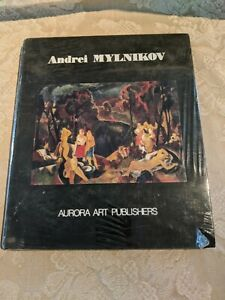 Andrei Mylnikov Aurora Art Publishers (1977) First Edition English and Russian