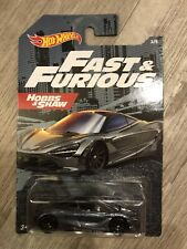 Hot Wheels Fast&Furious 3/5 McLAREN 720S Diecast Metal Model Car Kid Toy Collect
