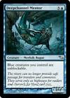 DEEPCHANNEL MENTOR Shadowmoor MTG Blue Creature — Merfolk Rogue Unc