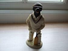 Robert Harrop Doggie People Black Labrador Cricketer