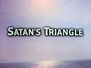 Satan's Triangle - 1975 Kim Novac, Doug McClure (UK/Euro disc only)