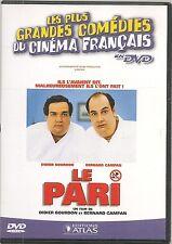 DVD ZONE 2--LE PARI--BOURDON/CAMPAN/