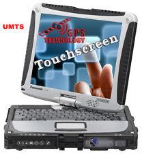 PANASONIC TOUGHBOOK CF-19 core i5 1, 20GHz 4 GB 10 pantalla táctil GPS UMTS