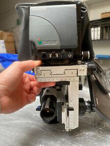 Sinar Kamerasystem mit eVolution 75 Digitalpack und Software