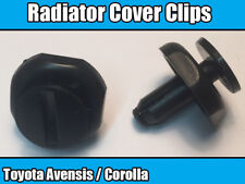 20x 7mm Radiator Cover Clips For Toyota Avensis Corolla Engine Cover Trim Clips