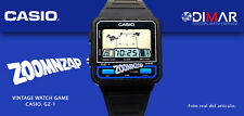 "VINTAGE WATCH CASIO GAMES GZ-1 ""AKA-ZOOMZAP"" QW.497- JAPAN AÑO.1985"