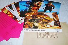 LES FEEBLES ! Peter Jackson  jeu photos cinema lobby cards fantastique