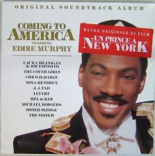Un prince à New York 33 tours Eddie Murphy Nile Rodgers 1988