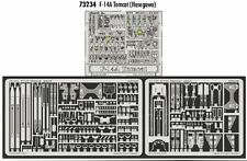 Eduard 1/72 F-14A Tomcat etch for Hasegawa # 73234