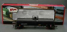 Atlas HO Scale ACFX Olin Chemical #77374 17,360 Gallon Tank Car Item #1551-1