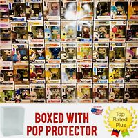 Choose Your Funko Pop!    -----     (Chase, Flocked, Exclusive, Limited Edition+