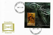 Space British St Vincentian First Day Cover Stamps