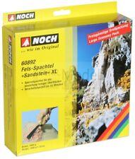 NOCH 60892 - Composto/stucco per realizzare montagne e rocce marrone, 1kg