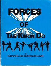 Forces Of Tae Kwon Do 1979/1987 book Edward & Brenda Sell Martial Arts