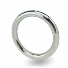 Stainless Steel Delay Ring Lock Ring for Men Impotence Delay Ejaculation Aid
