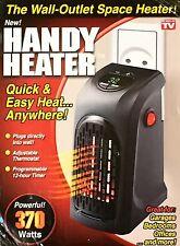 Handy Heater - Heizen aus der Steckdose - Mini Heizung - aus TV - B-Ware