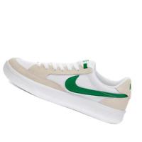 NIKE MENS Shoes SB Adversary - White & Pine Green - CJ0887-102