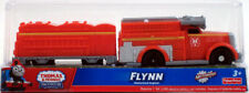 FP Thomas & Friends TrackMaster FLYNN Fire Engine motorized 2-Pack Equipment car