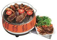 E.Zichef barbecue sans fumée charbon