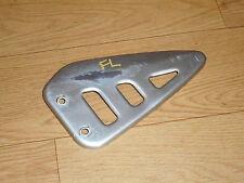 SUZUKI GSXR600-RW/RX/RY SRAD OEM LEFT HANGER GUARD BOOT PLATE 1997-2000 (#2)