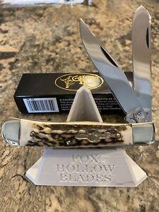 German Bull Trapper Deer Stag  Knife
