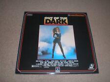 OUT OF THE DARK Laserdisc RARE Cameron Dye Karen Black