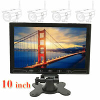 "10"" 9"" 7"" LCD 1024x600 RCA AV HDMI VGA Monitor w/ Speaker for Raspberry Pi 3B+"