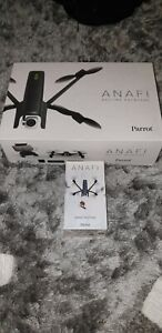 Parrot Anafi 4K Drone Grey (New) extended version 2 battery's